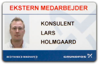 GUI konsulent for Grundfos
