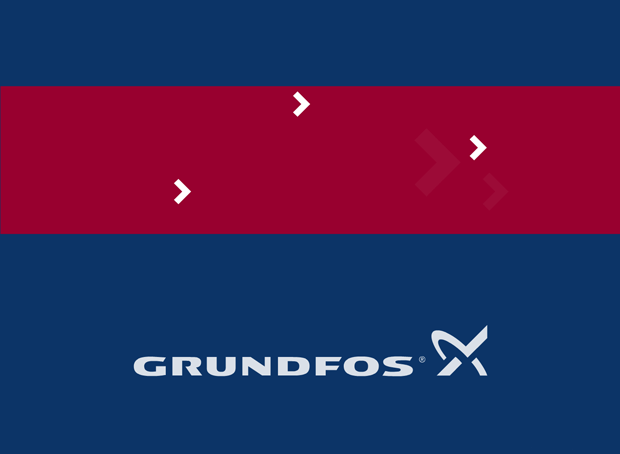 Grundfos screensaver